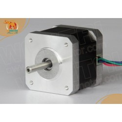 Nema 17 Stepper Motors Kit with connector and wire (1 m)
