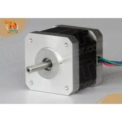 Motor Nema 17 para impresora 3D RepRap 0,9º. 1 Unidad