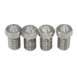 Nozzle acero 0,4mm