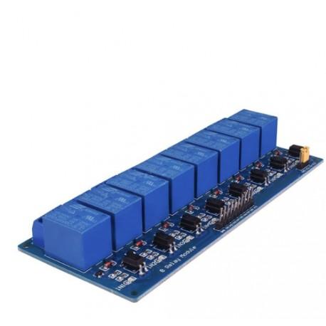 Relé 5V 2 canales 10A para Arduino