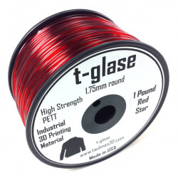Taulman t-glase PETT Red 1.75mm