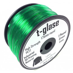 Taulman t-glase PETT Green 1.75mm