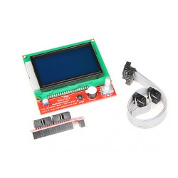 LCD Full graphics para RAMPS 1.4